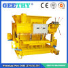 Qmy6-25 Hydraulic Mobile Automatic Laying Block Making Machine