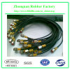 Flexible Steel Wire Reinforced Rubber Automative Hose/Tubing