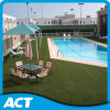 V Shape Landscaping Artificial Grass with Cushion Feeling