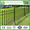 5ftx8ft Ornamental Railing with Black Powder Coated