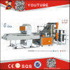 Hero Brand Automatic Electronic T-Shirt Bag Making Machine (4-lines) with Auto Punching (cold cutting)