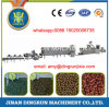 200kg per hour floating fish feed machinery