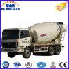 10-Cylinders Isuzu Concrete Mixer Truck (10PE1, 370HP)