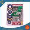 OEM Custom Green Souvenir Sports Challenge Antique Commemorate Coin