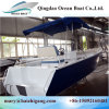 5.8m Cuddy Cabin with Hardtop Aluminum Saltwater Fishing Boats with Ce