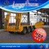 Attactive Price Multi Axle Low Flatbed Semi Trailer for Sale