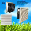 DC 12V Filter Fan with 122mm 122 mm Cut Size Exit Filter