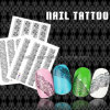 Nail Sticker, 3D Nail Sticker, Nail Tattoo