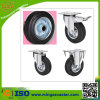 Industrial Black Rubber Caster Wheel