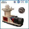 Gearbox Driven Ring Die Biomass Wood Pellet Machine