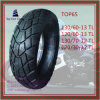 Tubeless, Nylon 6pr Motorcycle Tire 130/60-13tl, 120/60-13tl, 130/70-12tl, 120/70-12tl