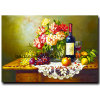 Great Artwork Hand Painted Oil Paintings on Canvas, Still Life Flower