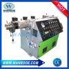 Sj Small Scale Plastic Pipe Profile Extruder Machine
