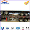 20FT 40FT Flatbed Container Semi Trailer for Philippines
