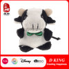 Wholesale Infant Plush Animal Cow Hand Puppet Toy