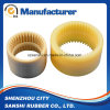 Abrasion Resistant Plastic PE Mountings for Machine Parts