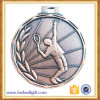 2′′ Badminton Economic Sport Alloy Medal