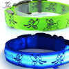 Wholesale Pet Products LED Luminous Nylon Pet Dog Collar