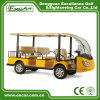 Electric Tourist Use Sightseeing Car with 8 Seats