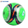 Size Five 680-700mm Machine Sewn Green Soccer Ball