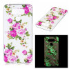 2017 New Products Luminous Design Glowing in The Dark Ultra Thin TPU Cover Phone Case for LG G5/G6
