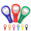 Multi Functional Aluminum Shaped Beer Bottle Opener with Key Chains (HSK059)
