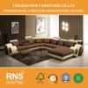 Hotsale Living Room U Shape Sofa Modern Leather Sofa 8059#