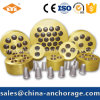 Prestressed Concrete Anchoring System Round Anchor Plate