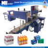 Automatic PE Film Shrinking Package Wrapping Machine