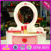 2016 Wholesale Wooden Girl Play Set, Fashion Wooden Girl Play Set, Popular Wooden Girl Play Set W08h048