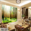 Abstract Forest Wall Paper Mural Building Material