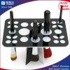 25 Holes Acrylic Makeup Brush Rack Eyeshadow Pen Brushes Dryer Organizer Holder Stand