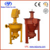 Elastomer Lined Vertical Foam Pumps (3QV-ZJF, 4RV-ZJF)