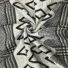 Rhombus & Swallow Gird Check Wool Fabric