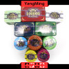 760PCS Plastic Poker Chips Set / Acrylic Casino Chips Set for Casino 5 - 8 Players Ym-Focp004