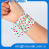 Wholesale Fabric Heat Transfer Printed Knotted Elastic Band for Hair