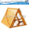 Wooden Outdoor Playground Equipment Climbing Outdoor Play (HF-19201)
