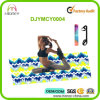 Super Anti-Slip Color Chevron Printed Yoga Mat