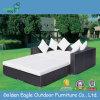 Leisure PE Rattan Aluminum Frame Outdoor Sofa