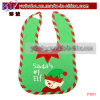 Baby Accessories Holiday Gifts Baby Elf Bibs Baby Items (P1011)