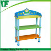 Ni88983 New Arrival 3-Tier Wooden Book Shelf for Kids
