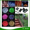 100 LED Outdoor Colorful Solar Lamps LED String Lights Fairy Holiday Christmas Solar Garden Waterproof Lights