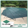 Durable Leaf Safety Cover for Indoor Pool