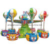 The Circus Animals Helicopter Outdoor Amusement Ride
