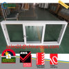 UPVC Hurricane Impact Triple Sliding Glass Windows Design