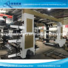 6 Colors Double Face Flexo Printing Machine for Handle Bag