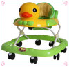 Green New Duck Baby Walker