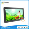 Wall Mount or Desktop Loop Video 15 Inch Digital Photo Frame Rechargeable Battery