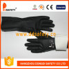 Ddsafety 2017 Black Industry Neoprene Gloves with Long Cuff