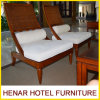 Rattan Wicker Furniture Lounge Sofa Chair for Restaurant Resort